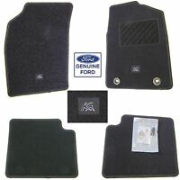 NEW Genuine FORD KA 2008 onwards MK2 TAILORED FIT MATS set of 4 (Front & Rears)