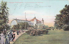 AK-Leipziger Palmengarten,Gesellschaftshaus von Südosten-1906
