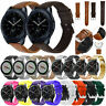 Stainless/Leather Wrist Band Strap For Samsung Galaxy Watch 46mm Gear S3 Classic