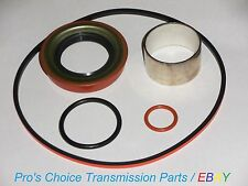 1998-ON Tail Housing Reseal Kit with TEFLON Bushing--Fits All 4L60E 4L65E 4L70E