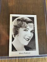1930s  Star cards- Mary Pickford Closeup $9 PP.  -  Ex