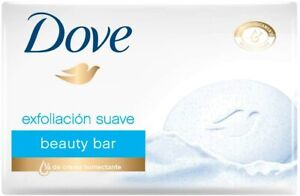 Dove Beauty Bar Exfoliacion Suave 135g (Pack Of 2)