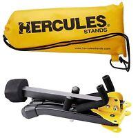 Hercules GS402B  Mini Folding Guitar Stand For Electric Guitar & Bass W/Carrybag