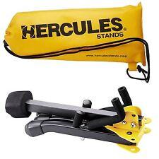 Hercules GS402B mini pliant guitare stand pour guitare électrique & bass avec une malette