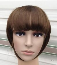 Unbranded Bangs Synthetic Wigs & Hairpieces