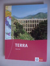 Buch TERRA Geschichte Erdkunde Hauptschule 5/6 Klett Schule Lernen lesen NEU