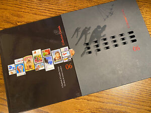 2006 Canada Post Collection Inspirations Book + Full Year Of Stamps Sealed Mint