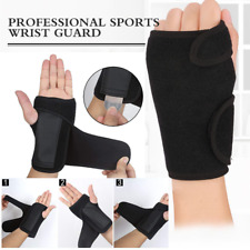 Wrist Hand  Brace Support Sprain Stabilizer Carpal Tunnel Splint Arthritis