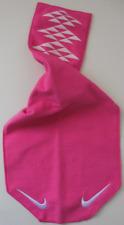 Nike Adult Unisex Bca Vapor Football Towel Color Vivid Pink/White Size Osfm