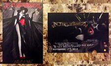 IN THIS MOMENT Black Widow Ltd Ed RARE Postcards Lot +FREE Metal/Rock Stickers!