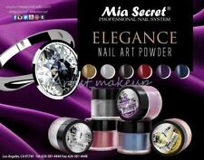 Mia Secret Acrylic Nail Powder 6 Color ELEGANCE Collection