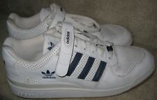 Adidas Mens Sneakers Size 13 PWC 681001 White with Black Stripes