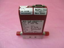 STEC SEC-4400M Mass Flow Controller, MFC, 20 SCCM, SiF4, 410798