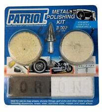 DIY METAL POLISHING KIT FOR STAINLESS STEEL BBQ  #PPK250C