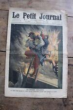 Petit journal dibujada 984 1909 Soldado heroica Schumacker Roger Sommer Aviador