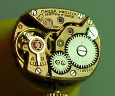 1960 VINTAGE OMEGA CALIBER 482 MANUAL WIND LADIES WRIST WATCH MOVEMENT