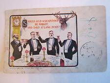 "1904 ""O'LANG SYNE"" POST CARD BY ULLMAN CO. - OFC-B -11"