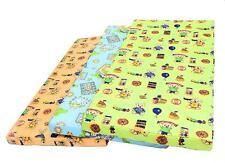 Kinderbettmatratze Babymatratze 70x140 cm Kinder-Rollmatratze 3 FARBEN blau etc.