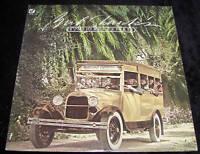 Bud Shank's Sunshine Express Concord Jazz LP VG++ CJ-20