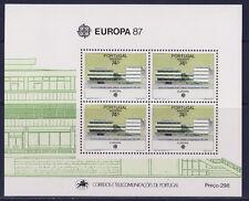 BLOC  Portugal  Madeira  Europa 1987