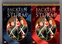 Fackeln im Sturm - Buch 1 & 2 / 6-DVDs / DVD 25293