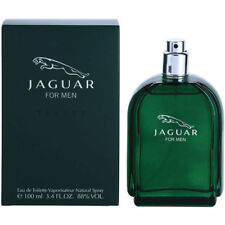 Jaguar Green for Men by Jaguar Eau de Toilette Spray 3.4 oz ~ New Tester