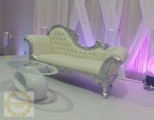 Wedding His&Hers Chairs Love @£100 / Wedding Stage/ Throne Chair FOR HIRE ONLY