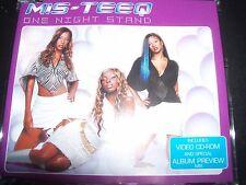 Mis-teeq One Night Stand Australian CD Single – Like New