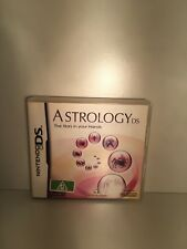 Nintendo DS Astrology Game Complete The Stars In Your Hands