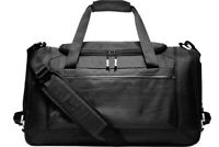 Black Nike Golf Departure Duffel holdall bag Black, Unisex