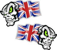 Handed Pair CRANIO MASCOTTE Union Jack UJ britannico bandiera UK