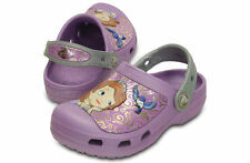 SFK Creative Crocs Sofia the First Clog (mall price P2,495)