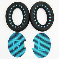 Protein Leather Replacement bundle Ear Pads Cushions Bose QC3/AE2i/Aviation/TP-1