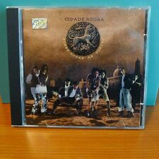 Sobre Todas as Forcas by Cidade Negra (CD, Jun-1998, Sony Music Distribution)