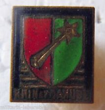Insigne Boutonnière RHIN ET DANUBE 1° ARMEE DE LATTRE LIBERATION 1944/1945 N° 10