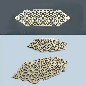 Holzornament  Marrakesch - Dekorpaneele mit orientalischem Ornament - Holz 3mm