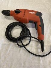 Hilti Ud30 Drill Driver Keyed Chuck 6.5 Amp 1/2 inch Corded Electric