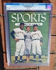 Sports Illustrated 1955 Mays FC CGC 9.2!!! Nice Find!!! Great Price!!!