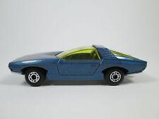 Vauxhall Guildsman 1971y Matchbox Bulgaria Vintage rare 1:75! Mint diecast Blue