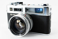 [Exc+++++] Yashica ELECTRO 35 G Rangefinder Camera 45mm f1.7 Lens Japan #183415