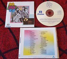 Latin BARRANCO **Same** VERY RARE & SCARCE 1993 CANADA CD Vallenato CUMBIA MIX