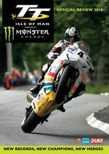 Isle of Man TT - Official Review 2010 (New DVD) Road Racing Motorcycle Sport