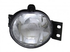 Pair Left Right fog lights for 2002 2003 2004 2005 2006 2007 2008 2009 Dodge RAM