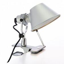 IT- Lampada TOLOMEO MICRO pinza Artemide - Halo Alluminio