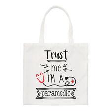 Trust Me I'm A Paramedic Regular Tote Bag Funny Best Favourite