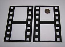 4 Film Strip Frames Premade PAPER Die Cuts / Scrapbook & Card Making