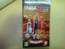 SONY PSP NBA2K13 JAY Z manual juego caja PAL ESPAÑA
