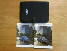 Ford Transit/Tourneo Custom Owners Handbook/Manual and Wallet 12-18
