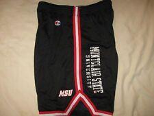 Montclair State University Red Hawks Shorts Mens Medium Vintage 90s Champion MSU