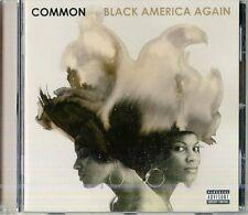 COMMON - BLACK AMERICAN AGAIN  CD  NUOVO SIGILLATO